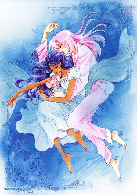 Chiho Saito, J.C. Staff, Shoujo Kakumei Utena, Luxury Illustrations, La Fillete Revolutionnaire