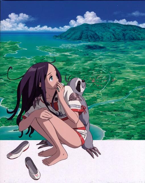 Yuuichi Katou, BONES, Eureka 7: Astral Ocean, Naru Arata, DVD Cover