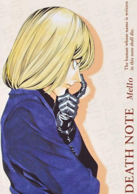 Takeshi Obata, Death Note, Mello