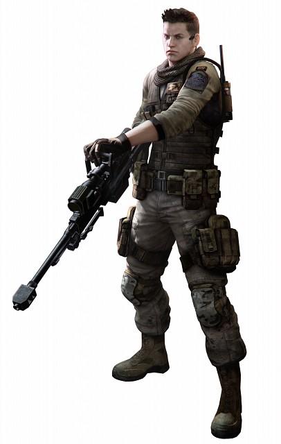 Capcom, Resident Evil 1, Resident Evil 6, Piers Nivans