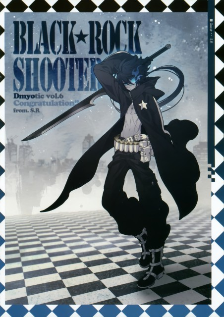 Dmyo, Black Rock Shooter, Comic Market 77