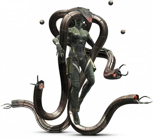 Konami, Metal Gear Solid, Laughing Octopus