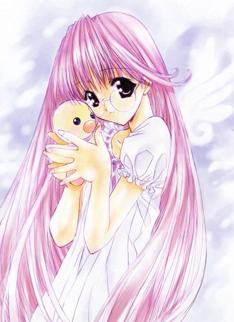 Aoi Nanase, Angel Dust, Yuina Hatori
