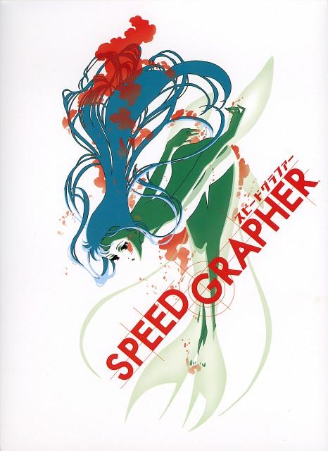Tomozo, Yuusuke Kozaki, Gonzo, Speed Grapher, Kagura Tennouzu