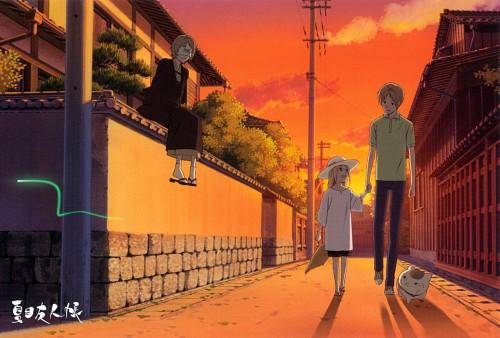 Yuki Midorikawa, Brains Base, Natsume Yuujin-Chou, Takashi Natsume, Nyanko-sensei