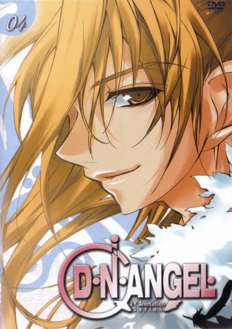 Yukiru Sugisaki, Xebec, D.N.Angel, Krad, DVD Cover