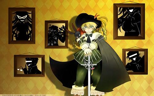 Jun Mochizuki, Xebec, Pandora Hearts, Gilbert Nightray, Alice (Pandora Hearts) Wallpaper