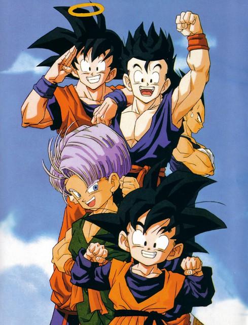 Akira Toriyama, Toei Animation, Dragon Ball, Vegeta, Son Gohan