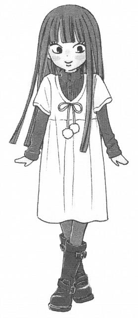 Karuho Shiina, Kimi ni Todoke, Sawako Kuronuma