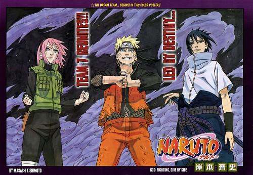 Masashi Kishimoto, Naruto, Sasuke Uchiha, Sakura Haruno, Naruto Uzumaki