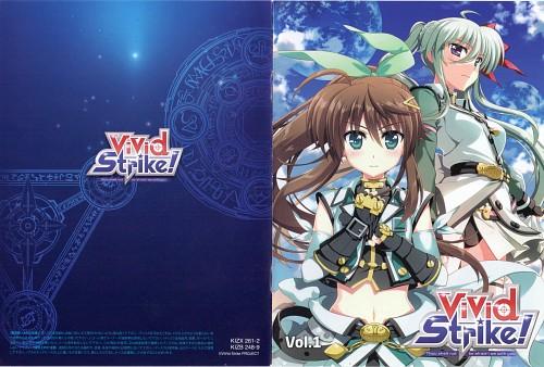 Takuya Fujima, Seven Arcs, ViVid Strike!, Fuuka Reventon, Einhart Stratos