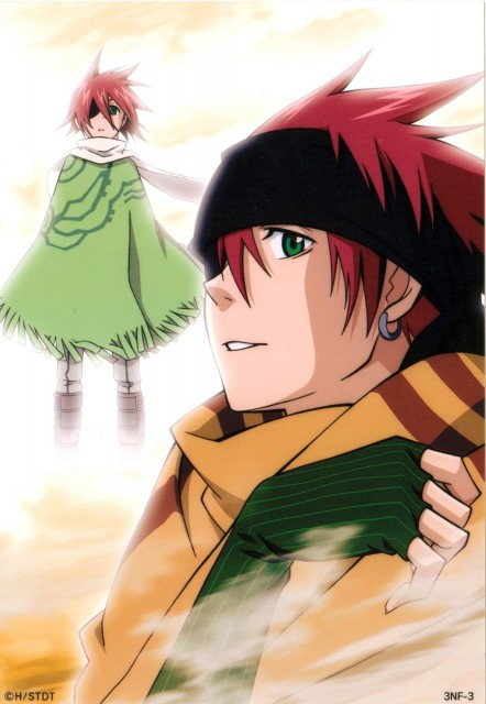 TMS Entertainment, D Gray-Man, Lavi
