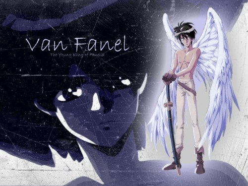 Sunrise (Studio), Tenkuu no Escaflowne, Van Fanel Wallpaper