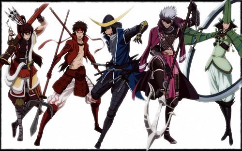 Makoto Tsuchibayashi, Capcom, Sengoku Basara, Masamune Date, Motochika Chosokabe (Sengoku Basara)