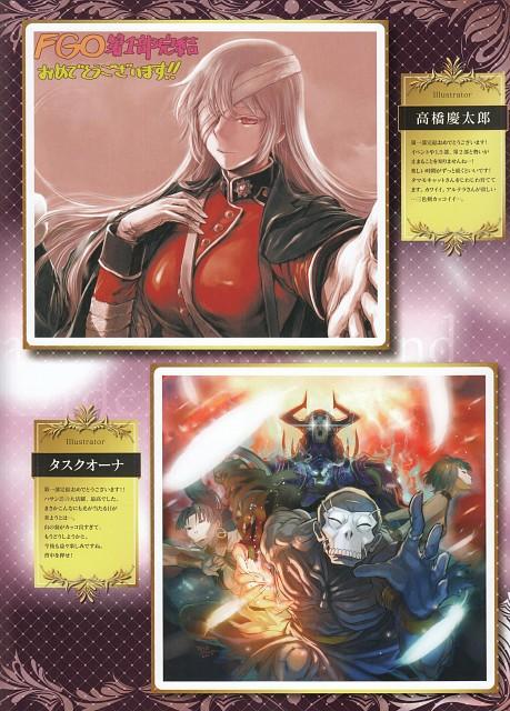 Keitarou Takahashi, Aniplex, Fate/Zero, Fate/Grand Order, Assassin (Fate/Zero)