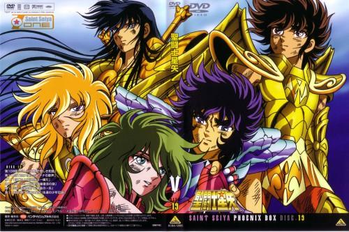 Masami Kurumada, Toei Animation, Saint Seiya, Cygnus Hyoga, Dragon Shiryu