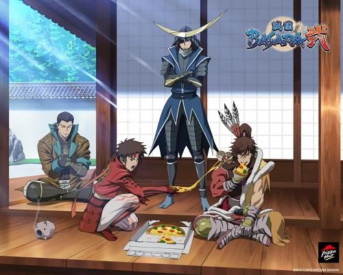 Makoto Tsuchibayashi, Capcom, Sengoku Basara, Masamune Date, Kojuro Katakura