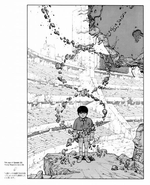 Katsuhiro Otomo, Akira, Akira Club, Akira (character)