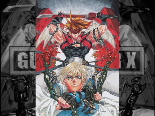 Guilty Gear, Ky Kiske, Sol Badguy Wallpaper