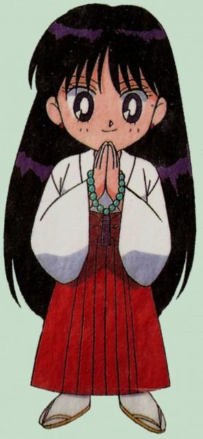 Toei Animation, Bishoujo Senshi Sailor Moon, Rei Hino