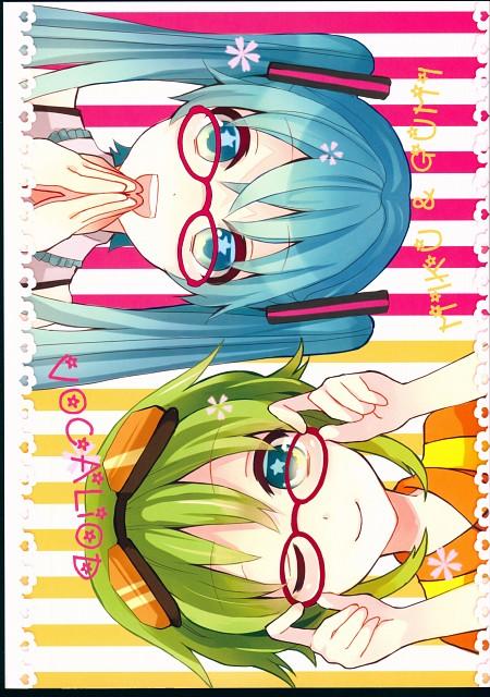 Yuichi Musou, Agate!, Vocaloid, Gumi, Miku Hatsune