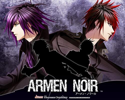 Ike (Mangaka), Idea Factory, Armen Noir, Sword (Character), Knives (Armen Noir)