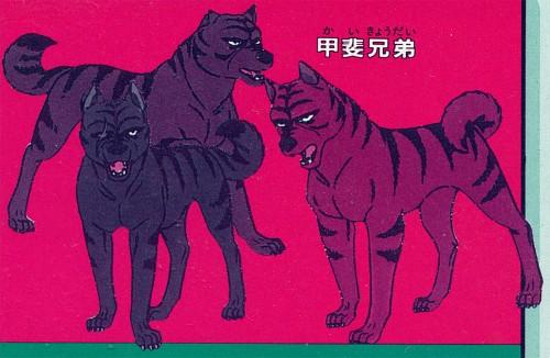 Yoshihiro Takahashi, Ginga: Nagareboshi Gin, Chutora, Akatora, Kurotora
