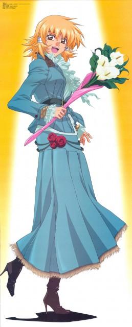 Sunrise (Studio), Mobile Suit Gundam SEED Destiny, Cagalli Yula Athha, Stick Poster