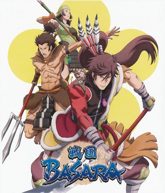 Makoto Tsuchibayashi, Capcom, Sengoku Basara, Matsu Maeda (Sengoku Basara), Keiji Maeda (Sengoku Basara)