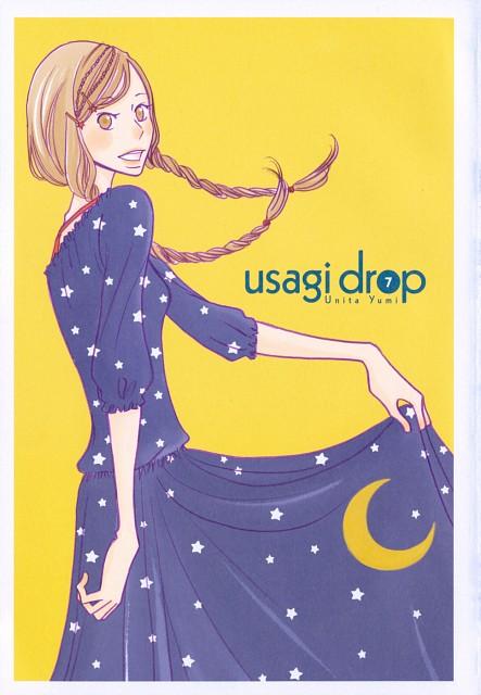 Yumi Unita, Production I.G, Usagi Drop, Rin Kaga