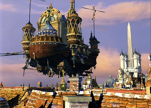 Square Enix, Final Fantasy IX Visual Arts Collection, Final Fantasy IX