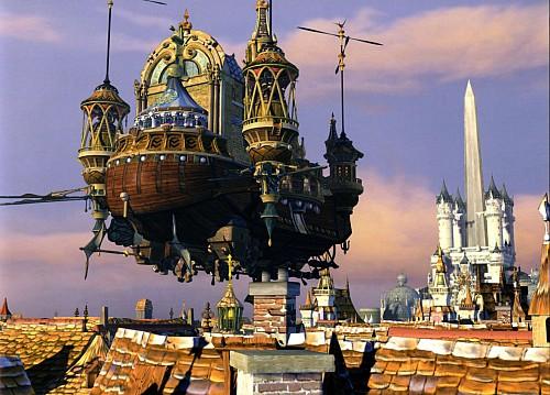 Square Enix, Final Fantasy IX Visual Arts Collection, Final Fantasy IX