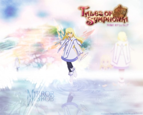 Namco, Tales of Symphonia Wallpaper