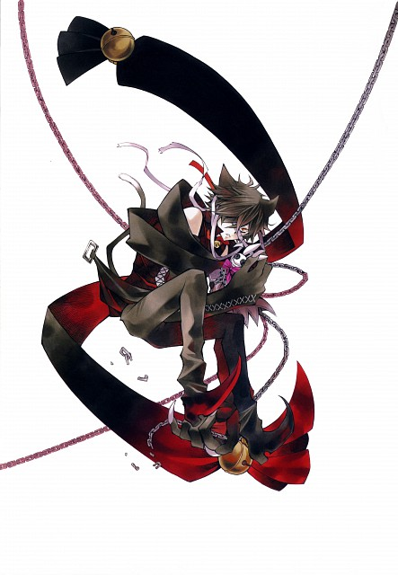 Jun Mochizuki, Xebec, Pandora Hearts, Pandora Hearts ~odds and ends~, Cheshire
