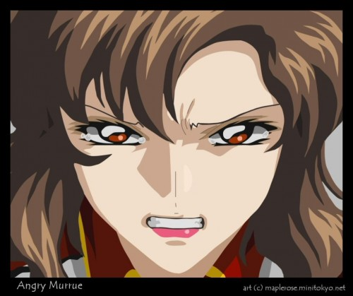 Sunrise (Studio), Mobile Suit Gundam SEED, Murrue Ramius, Vector Art