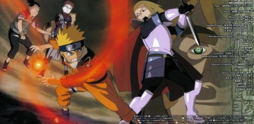 Studio Pierrot, Naruto, Naruto Uzumaki, Temujin , Shikamaru Nara