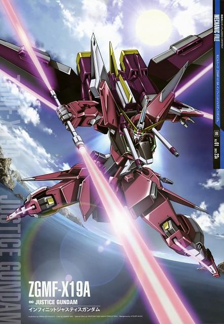 Sunrise (Studio), Mobile Suit Gundam SEED Destiny, Gundam Perfect Files