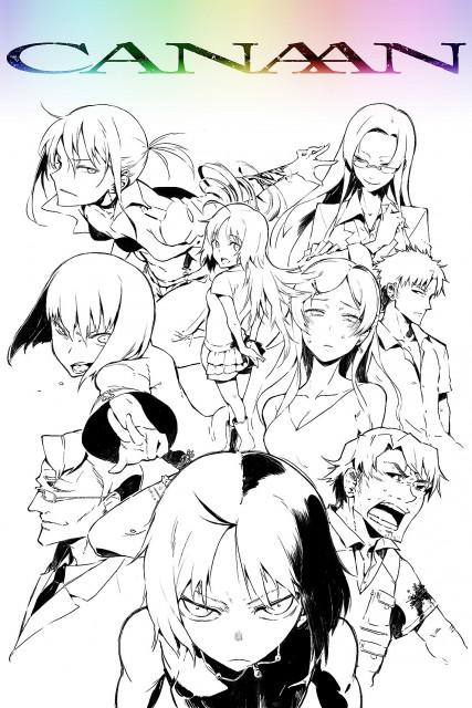 TYPE-MOON, Canaan, Alphard Al Shua, Santana, Natsume Yuri