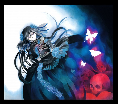 Jun Mochizuki, Xebec, Pandora Hearts, Pandora Hearts ~odds and ends~, Alice