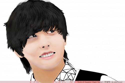 Super Junior, Sungmin, Vector Art