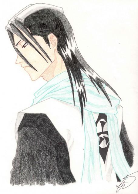 Kubo Tite, Studio Pierrot, Bleach, Byakuya Kuchiki, Member Art