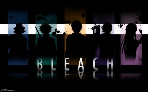 Kubo Tite, Studio Pierrot, Bleach, Kisuke Urahara, Orihime Inoue Wallpaper