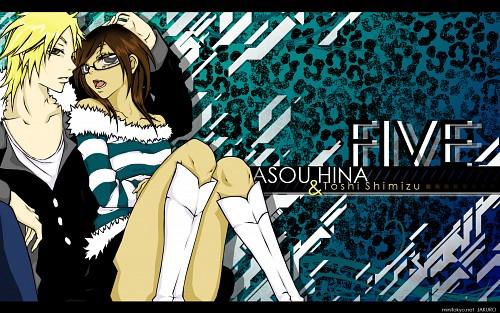 Shiori Furukawa, Five, Asou Hina, Toshi Shimizu Wallpaper