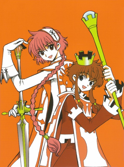 CLAMP, Angelic Layer, Magic Knight Rayearth, CLAMP no Kiseki, Hikaru Shidou