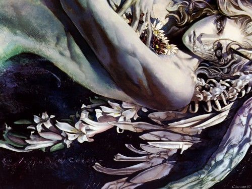 Ayami Kojima, Konami, Castlevania Art Book, Castlevania, Adrian Farenheights Tepes Wallpaper