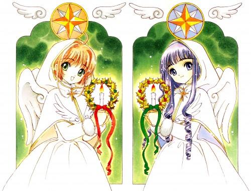 CLAMP, Madhouse, Cardcaptor Sakura, Cardcaptor Sakura Memorial Book, Tomoyo Daidouji