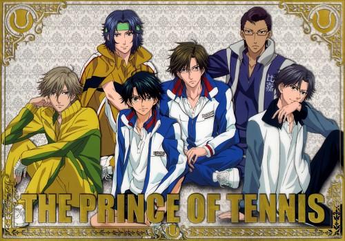 Takeshi Konomi, J.C. Staff, Prince of Tennis, Ryoma Echizen, Kuranosuke Shiraishi