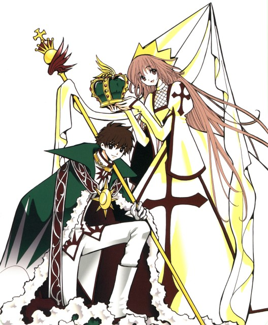 Crossovers: King And Queen