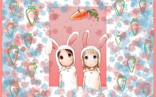 Ichigo Mashimaro Wallpaper