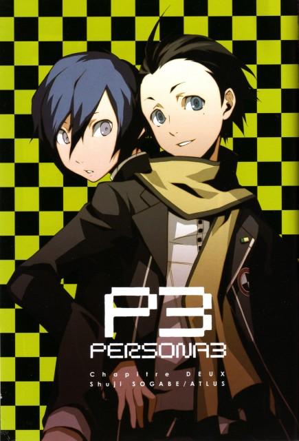 Shigenori Soejima, Shuuji Sogabe, Shin Megami Tensei: Persona 3, Minato Arisato, Ryouji Mochizuki